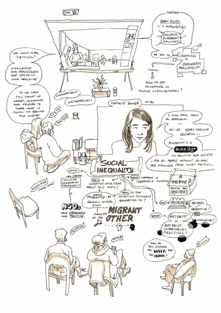 Bea Davies (illustrations)
